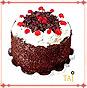 Taj Black Forest Cake